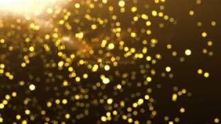 golden particles overlay background video effects | golden particles overlay | Royalty Free Footages