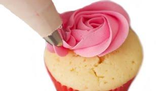 Рецепт масляного крема (для украшения десертов) | Buttercream FROSTING RECIPE