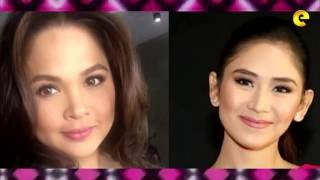 Judy Ann Santos Reacts To Rumored Pregnancy Of Sarah Geronimo