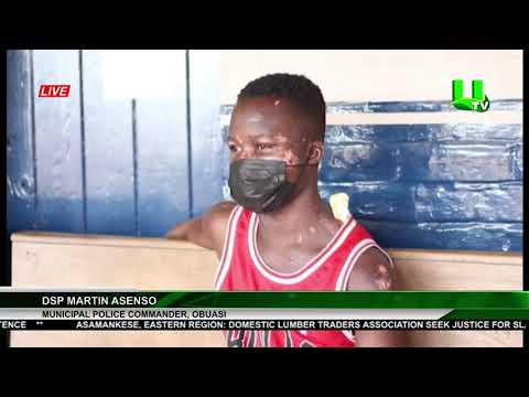 Obuasi, A/R: SHS 2 Student Gets 15-Year Prison Sentence