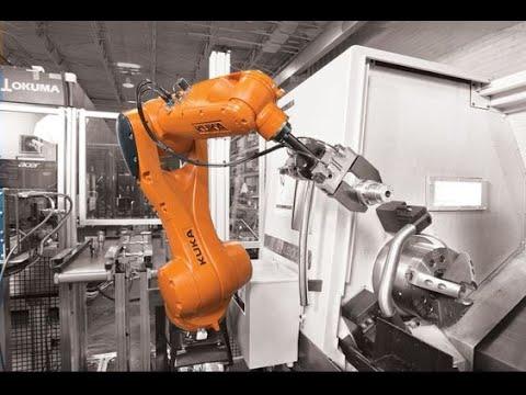 Cellule de développement robotique 6 axes avec application Pick & Place