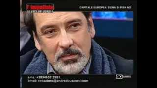 preview picture of video 'L'Impallato (50canale TV), puntata del 18 novembre 2013'