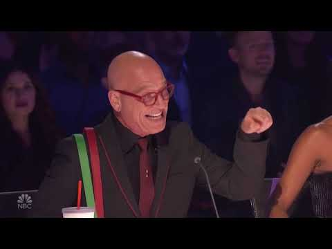 V.Unbeatable final performance in America's got talent