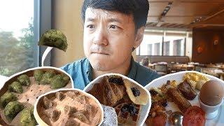 5 STAR Korean All You Can Eat BREAKFAST BUFFET in Seoul!