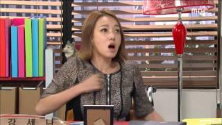 [Eve Love] 이브의 사랑 77회 - Se-na Possession By A King Kong, Start Struggling  20150901