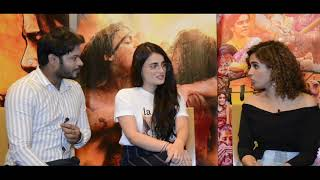 Sanya Malhotra and Radhika Madan talk about Vishal Bhardwaj and his direction like never before!