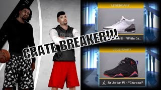 NBA LIVE 18 GLITCH! - (UNLOCK CRATES WITHOUT PLAYING CHALLENGES)