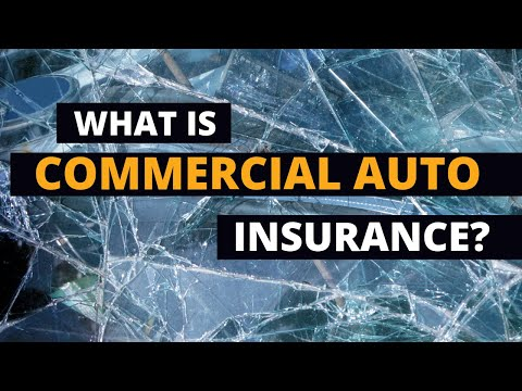 , title : 'What is Commercial Auto Insurance? | Do I need Business Auto Insurance?