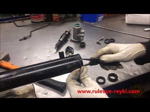 ремонт рулевой рейки хендай соната 4,Рулевая рейка хендай соната