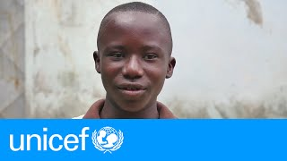 15-year-old reporter in Cote d'Ivoire tackles tough issues | UNICEF