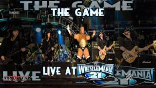 Performed By Motorhead:the Game-triple H - WWF