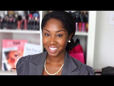 Interview Makeup | Professional Work Office Makeup w/ Drugstore Alternatives
