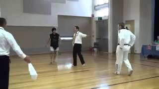 Реальная Драка Fight Тхэквондо VS тайский бокс