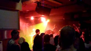 Every Time I Die: Emergency Broadcast Syndrome and Logic of Crocodiles - Club Academy, 31/10/2012