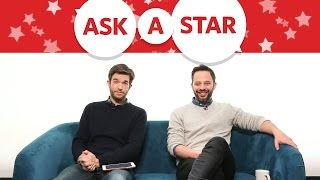 Ask a Star: John Mulaney & Nick Kroll of OH, HELLO ON BROADWAY
