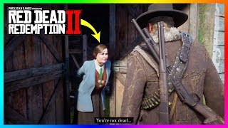 What Happens If Arthur Turns In ALL Of The Dinosaur Bones Instead Of John In Red Dead Redemption 2?
