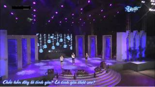[Vietsub] Seeya - My heart is touched (Live)