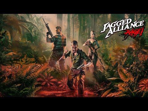 Gameplay de Jagged Alliance: Rage!