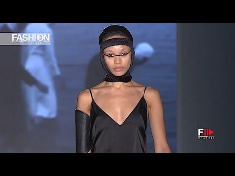 NICHOLAS K. 080 Barcelona Fashion Week Spring Summer 2020 - Fashion Channel