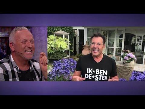 Gerard wenst Gordon succes met afvalrace - RTL LATE NIGHT/ SUMMER NIGHT
