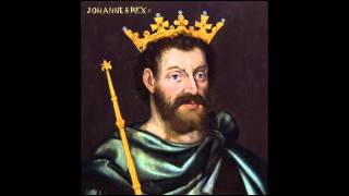 John, King of England - Coronation
