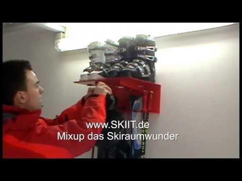 Mixup Skihalter