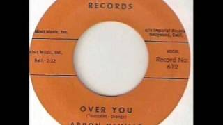 AARON NEVILLE Over You 1960