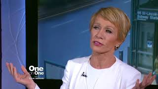 Barbara Corcoran Offers Advice to Struggling Entrepreneurs