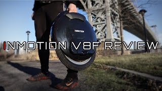 Review of iNMOTION V8F; Perfect Commute EUC? _Hsiang