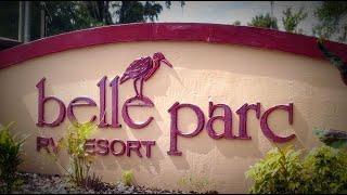 Belle Parc RV Resort on Florida's Adventure Coast (2021)