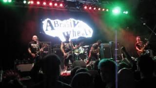ABRASIVE WHEELS - Burn 'em down - Rebellion Festival 2016 Blackpool