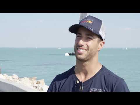 Red Bull Racing meets Red Bull Sailing