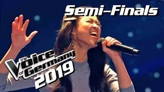 Beyoncé - Listen (Claudia Emmanuela Santoso) | The Voice of Germany 2019 | Semi-Finals