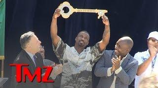 Jay Rock Keeps Winning, Receives Key to Watts, Los Angeles | TMZ