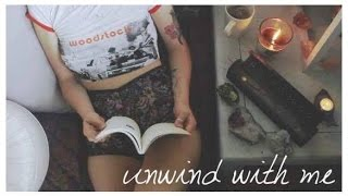 Unwind With me | De-stress Routine