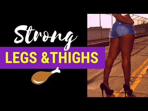 🍗 Legs and Thighs Workout | @SouljaBoy #DanceFitness