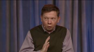 Getting Rid of Fear – Eckhart Tolle