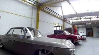 preview picture of video 'Meeting Aircooled Mouscron 2014'