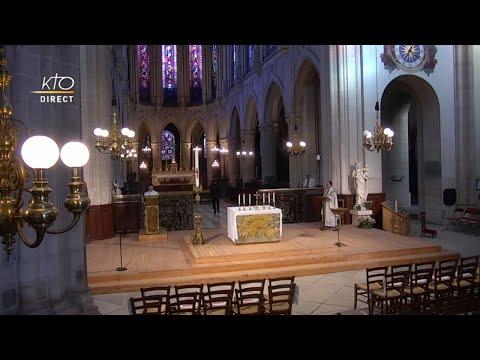 Messe du 20 mai 2020 à St-Germain-l'Auxerrois