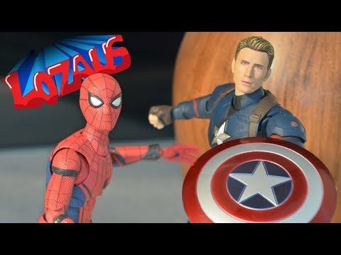 Spider Man Action Series Episode 2 Trailer