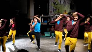 VERTIFIGHT IN RUSSIA 17: TAKE THAT SHOW by Loony Boy