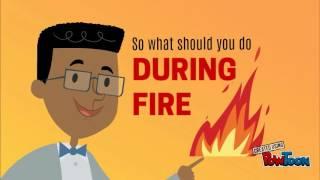 Tip Menyelematkan Diri dari Kebakaran Saat di Dalam Ruangan