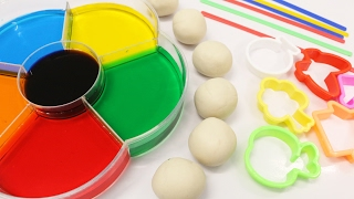 Learn Colors for Children Toddlers Babies Dye Coloring Play Doh Toys - Learning Colours Video for Ki - Video Youtube