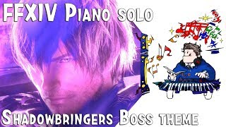 shadowbringers theme cover - TH-Clip