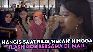 Brisia Jodie – Rilis Rekah, Nangis Dan Flashmob Di Mall
