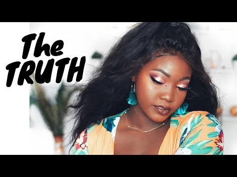 GRWM:THE WHOLE TRUTH, LIFE UPDATE, EVERYTHINGGG!!!