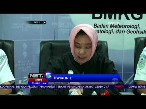 Kepala BMKG: Gempa yang Terjadi Minggu Malam Adalah Gempa Bumi Utama dari Rangkaian Gempa - NET 5