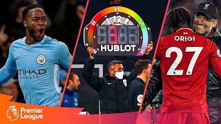DRAMATIC LAST-MINUTE GOALS | Premier League | Sterling Origi Bale & more!