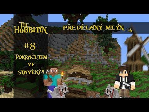 Hobbití Městečko [stavíme si domek neboli noru?! 2/2] #8