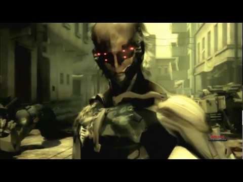 Обзор Metal Gear Rising - 30 минут чумового сумасшествия